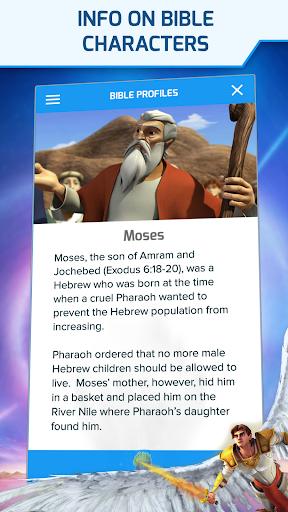 Superbook Kids Bible, Videos & Games (Free App) v1.8.7 Screenshots 6