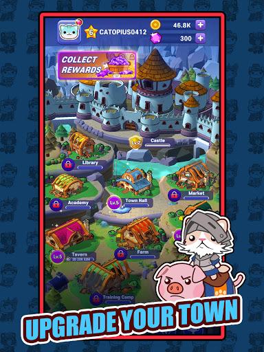Catopia: Rush  screenshots 10