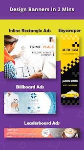 Banner Maker, Thumbnail Maker, Web Banner Ads (PRO) 22.0 Apk 1