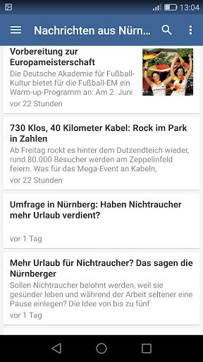 Nu00fcrnberg 4.0.13 screenshots 2