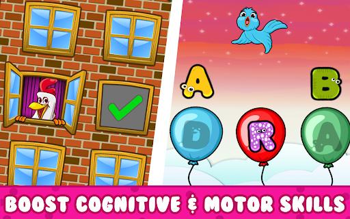 Balloon Pop Kids Learning Game Free for babies  screenshots 23