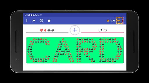 Emoji Letter Maker ud83dude0d 3.0 Screenshots 8