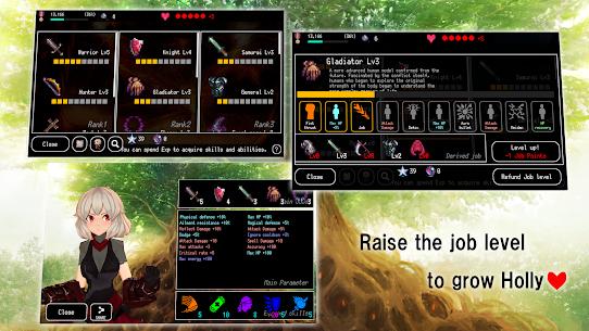 B100X – Auto Dungeon RPG Mod Apk 1.2.4 (Mod Menu) 4
