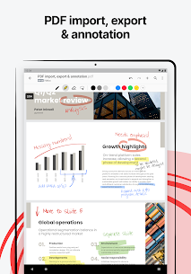 Nebo Apk: Note-Taking & Annotation (PAID) Download 7