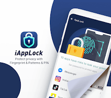 Lock Apps & Hide Photos, Fingerprint, iAppLock