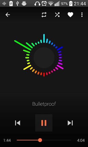 AudioVision Music Player 2.8.5 Screenshots 2