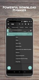 1DM  Adblock Browser, Video  Torrent Downloader Apk Download 2021 5