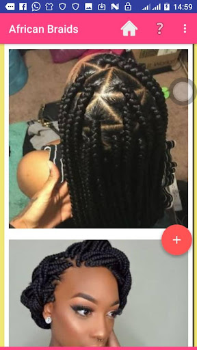 AFRICAN BRAIDS 2020 1.3 Screenshots 3