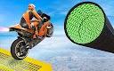 screenshot of Bike Impossible Tracks Race: 3D Motorcycle Stunts