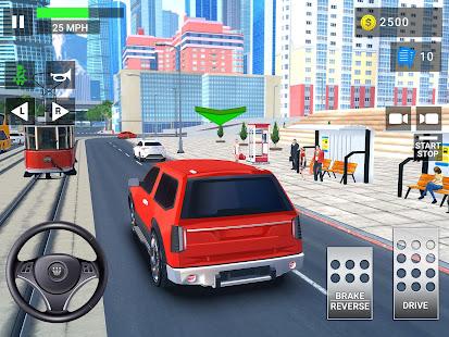 Car Games Driving Academy 2: Driving School 2021 2.3 Screenshots 18