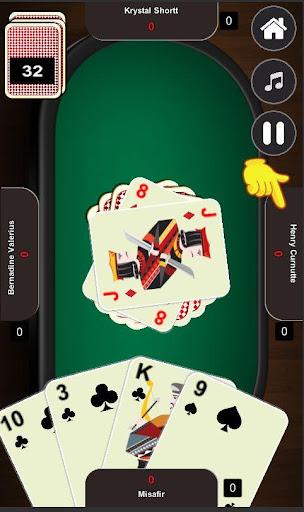 Pisti Card Game - Offline screenshots 10