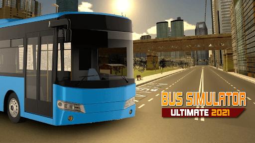 simulateur de bus: jeu de stationnement de bus APK MOD (Astuce) screenshots 2
