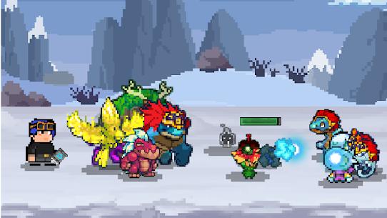 Grow Merge Monsters MOD APK 1.0.9 (Unlimited Gold, Diamond, Rubies) 6
