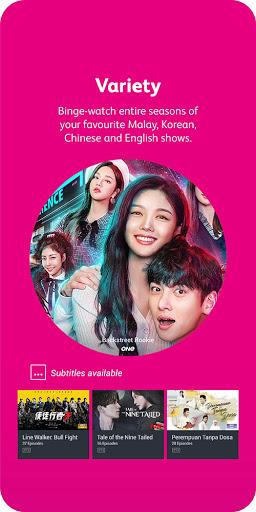 Astro GO - TV Series, Movies, Dramas & Live Sports 2.203.5/AC20.3.5/e8c5770bc3 Screenshots 5