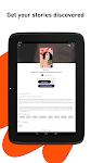 screenshot of Wattpad - Read & Write Stories