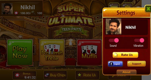 SUTP(Super Ultimate Teen Patti) 5.5 screenshots 2