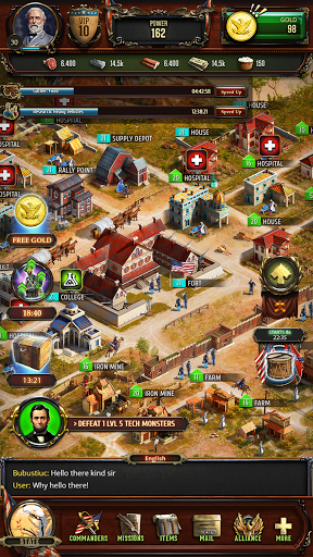War and Peace: The #1 Civil War Strategy Game modavailable screenshots 8