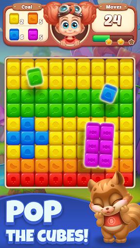 Cube Blast - Jungle & Puzzle  screenshots 1