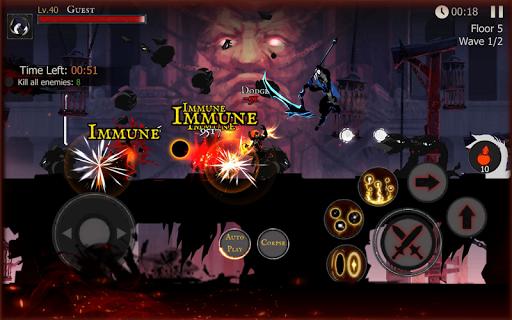 Shadow of Death: Dark Knight - Stickman Fighting 1.95.2.0 screenshots 6