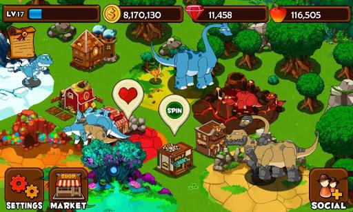 Télécharger Gratuit Dinosaur!  APK MOD (Astuce) screenshots 1