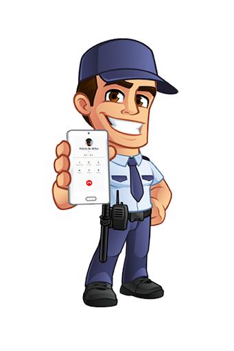 Policia de Niu00f1os - Broma - Llamada Falsa  ud83dude02 2.1 Screenshots 1