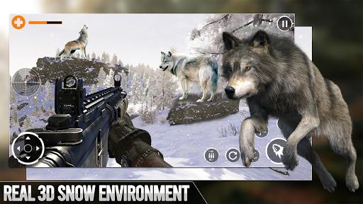 Wild Animal Hunter offline 2020 screenshots 4