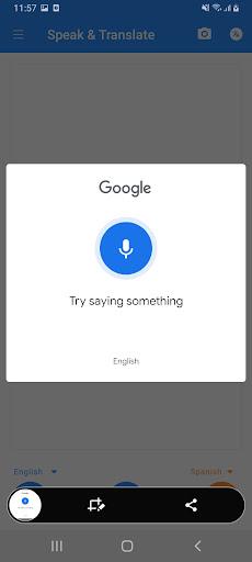 Speak & Translate - Voice Translator all Languages apktram screenshots 6