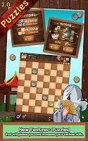 Thai Checkers - Genius Puzzle - หมากฮอส