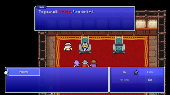 FINAL FANTASY II Pixel Remaster APK 1.0.1 4