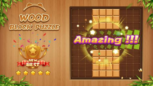 Wood Block Puzzle - Classic Wooden Puzzle Games 1.0.1 screenshots 3