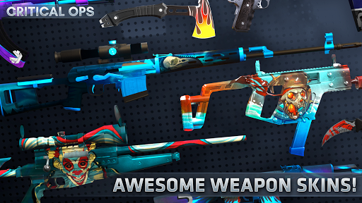 Critical Ops: Online Multiplayer FPS Shooting Game 1.22.0.f1268 screenshots 2