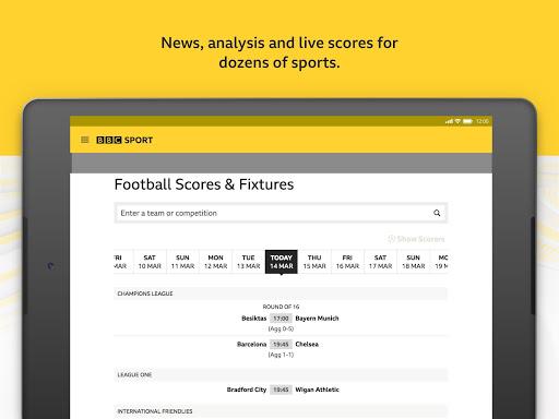 BBC Sport - News & Live Scores apktram screenshots 15