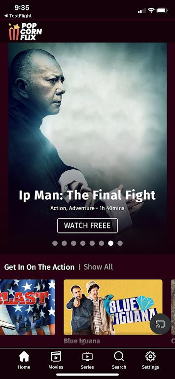 Popcornflix™ – Free Movies & TV poster 4