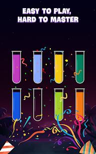 Free Sort Water Puzzle – Color Liquid Sorting Game 5