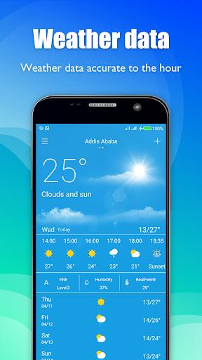 Daily Weather  Screenshots 1