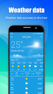 Daily Weather 4.0.1.24 APK Mod Latest Version 1