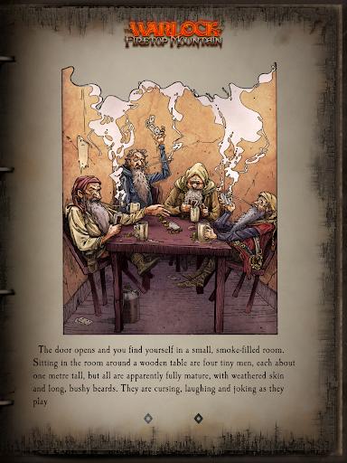 Fighting Fantasy Classics u2013 text based story game apkdebit screenshots 16