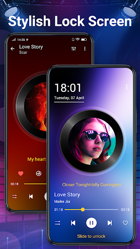 Music Player - Bass Booster & Free Music android2mod screenshots 7