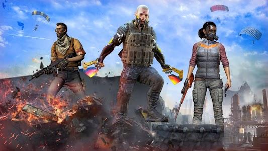 Survival Squad Battleground 3D 1.0