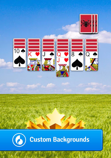 Spider Go: Solitaire Card Game apkdebit screenshots 7