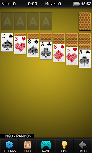 Solitaire 2.7 screenshots 4
