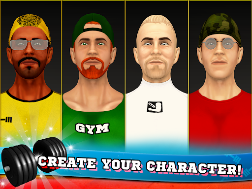 Fitness Gym Bodybuilding Pump android2mod screenshots 9