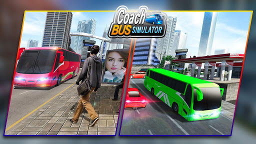 Bus Games - Coach Bus Simulator 2021, Free Games  Screenshots 5
