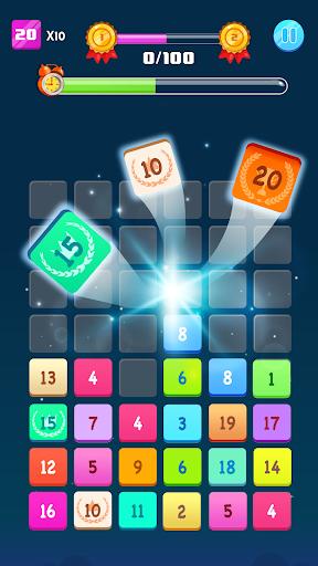 Number Blocks - Merge Puzzle 1.18.2 screenshots 4