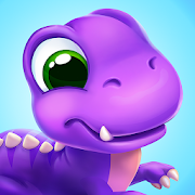 Dinosaur games for kids and toddlers 2 4 years old