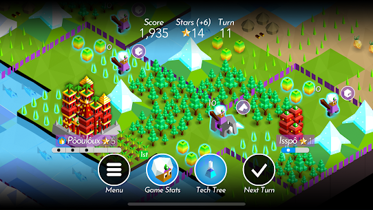 The Battle of Polytopia v2.0.58.5676 MOD (Heroes/Resources) APK 5