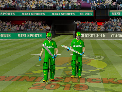 Cricket World Tournament Cup 2021: Play Live Game android2mod screenshots 11