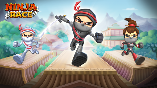 Code Triche Ninja Race - Multiplayer  APK MOD (Astuce) screenshots 1
