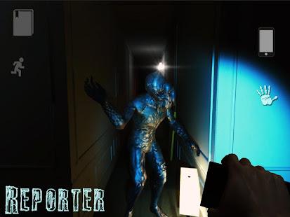 レポーター-エピック不気味で怖いホラーゲーム