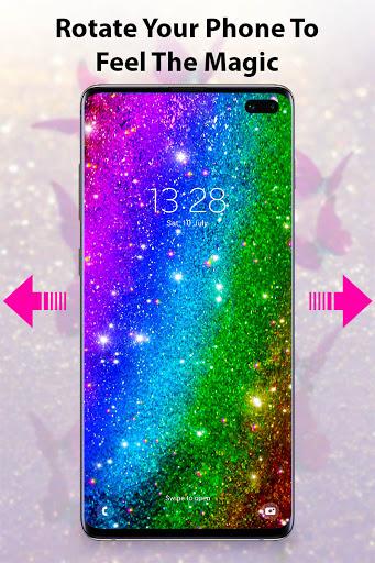 Glitter Live Wallpaper android2mod screenshots 3